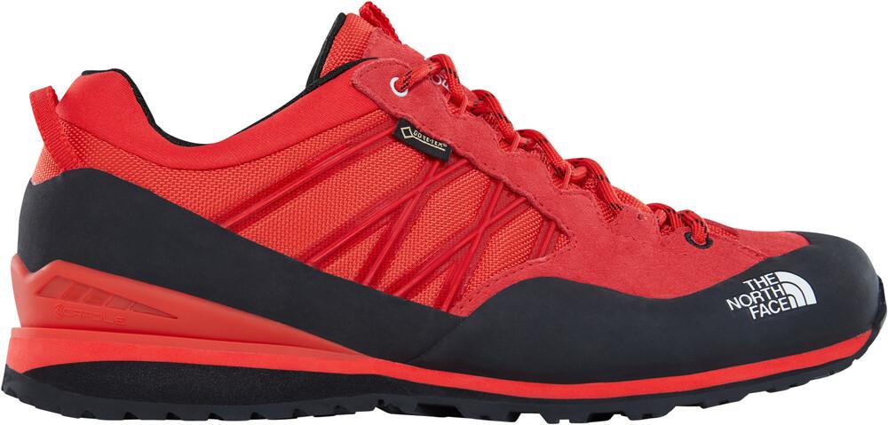 La Face Nord Verto Plasma Ii Chaussures Hommes Gtx Feu Rouge / Noir Tnf 2018 Schoenen - Rood - rja1vaEE